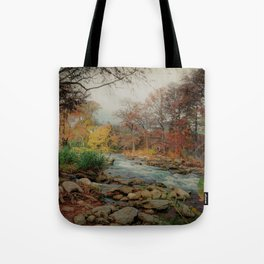 The Guadalupe River Tote Bag