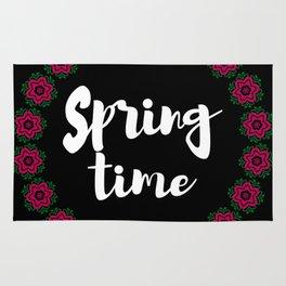 Spring time Rug