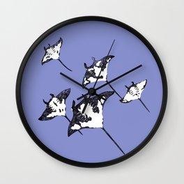 The Shoal Wall Clock