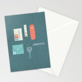 Prepared Stationery Cards