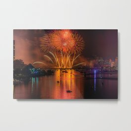 Happy 4th of July, USA!!! Metal Print