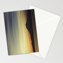 Volcano at Dawn Stationery Cards