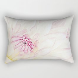 Spring Dahlia Rectangular Pillow
