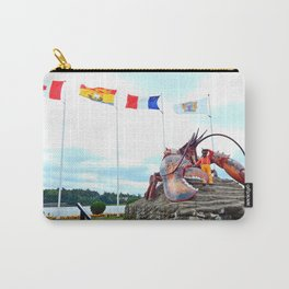 Shediac Lobster Carry-All Pouch
