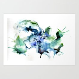 Closer Art Print