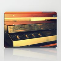 record iPad Cases featuring record player by gzm_guvenc