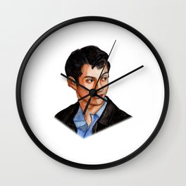 Alex Turner Wall Clock