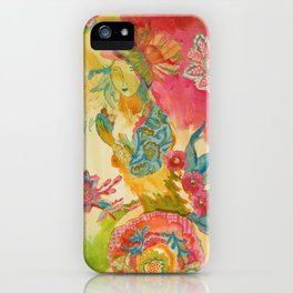 Cantalily Shells by Kimberly Hodges iPhone Case