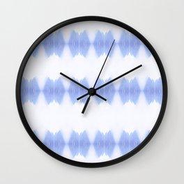 SnowPetals Wall Clock