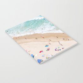 Colors of Manhattan Beach California Notebook