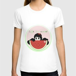 lifeissweet T-shirt