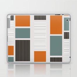 Mid Century Modern Panels Laptop & iPad Skin