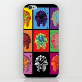 King Tut Warhol iPhone Skin
