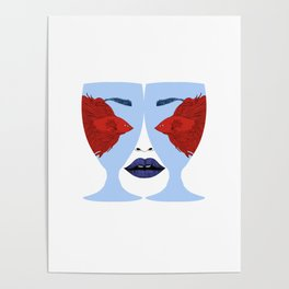 Fisheyes Poster