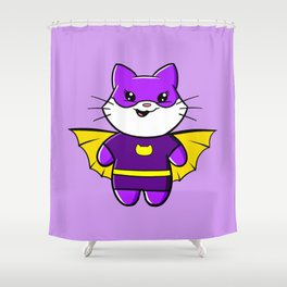 Batkitty! Shower Curtain