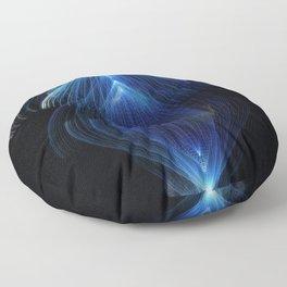 Generative Prints - #001 Floor Pillow