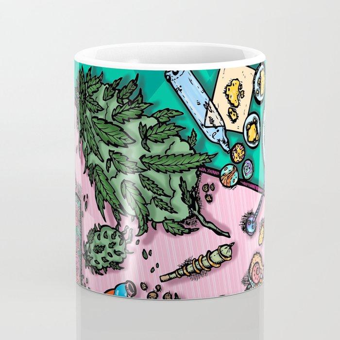Cannabis Altar I Coffee Mug