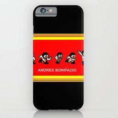 8-bit Andres 5 pose v2 Slim Case iPhone 6s