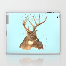 Ice Reindeer Laptop & iPad Skin