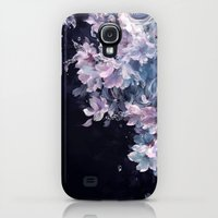 Samsung Galaxy S4 Case featuring sakura by Demian