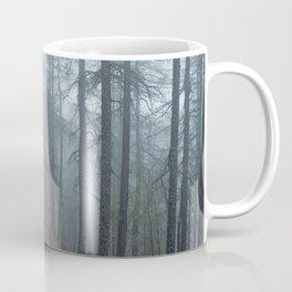 Forest vibes #foggy Coffee Mug