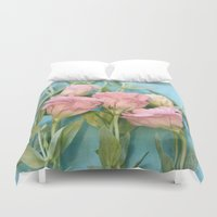 destiny Duvet Covers featuring Destiny by Lisa Argyropoulos