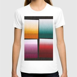 Abstract Composition 505 T-shirt
