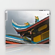 Temple Rooftop Laptop & iPad Skin