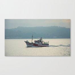 Sur le Tage Canvas Print