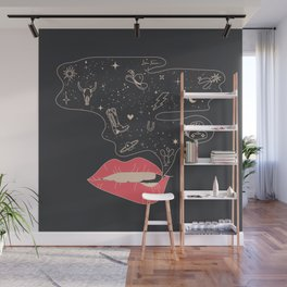 Talk Cowboy to Me Wall Mural