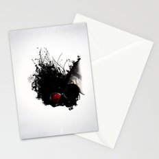 Ghost Warrior Stationery Cards