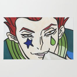 Hisoka Morow (Hunter X Hunter) Rug