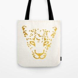 LEO FACE Tote Bag