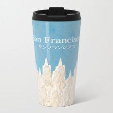 San Francisco TA Metal Travel Mug
