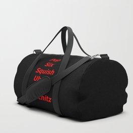 Cell Block Tango Duffle Bag