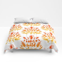 I am a wild thing 002 Comforters