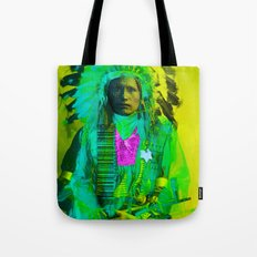 Indian Pop 83 Tote Bag