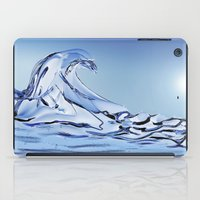 rogue iPad Cases featuring Rogue Wave by John Early