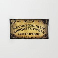 Ouija Board Hand & Bath Towel