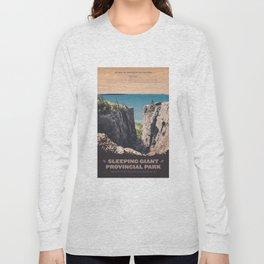 Sleeping Giant Provincial Park Long Sleeve T-shirt