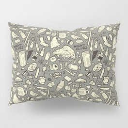 Filthy Lunch Dance Party Pillow Sham