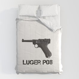 Luger P08 Parabellum Comforters