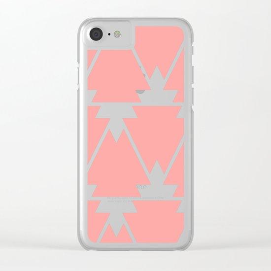02A Clear iPhone Case