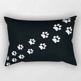 Cat Paws Rectangular Pillow