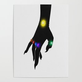 Infinity Stones Poster