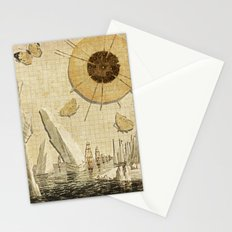 paper I :: butterflies/icebergs Stationery Cards