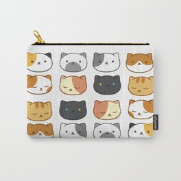 Neko Atsume Cats Carry-All Pouch