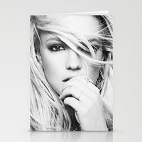britney Stationery Cards featuring Britney Heart by eriicms