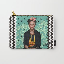 Lovely Frida Carry-All Pouch
