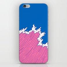 Sea Swell iPhone & iPod Skin